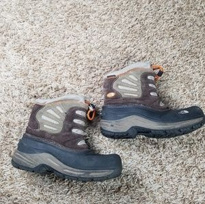 The North Face| Boys insulated snow boots